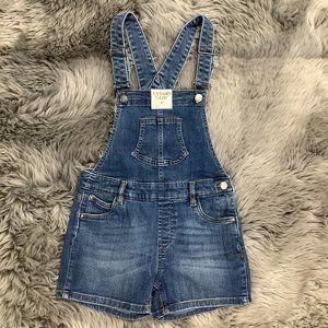 Urban Star | Girl's Denim Overalls | Shorts